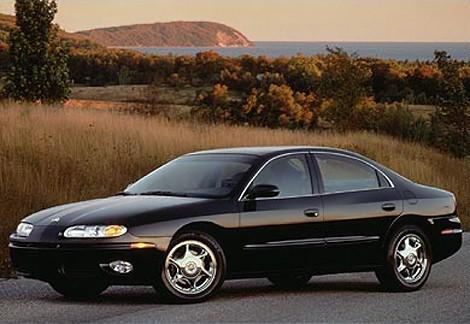 Oldsmobile Aurora 1998. Oldsmobile Aurora